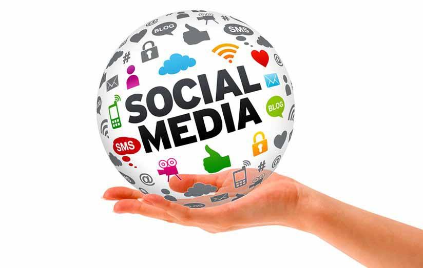sphère social media