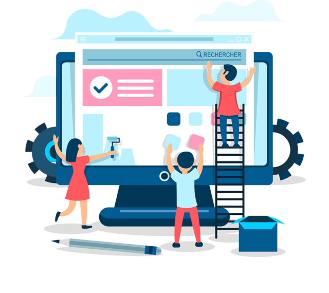 Design et creation site web