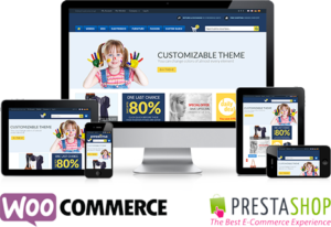 template site ecommerce