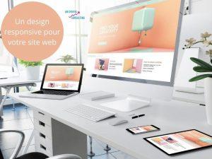 Responsive Design pour votre site web avec AM digital Consulting