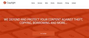 copyfight utilisé par l'agence web AM Digital Consulting