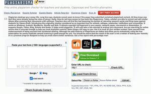 plagiarisma;net utilisé par Agence web Marketing AM Digital Consulting