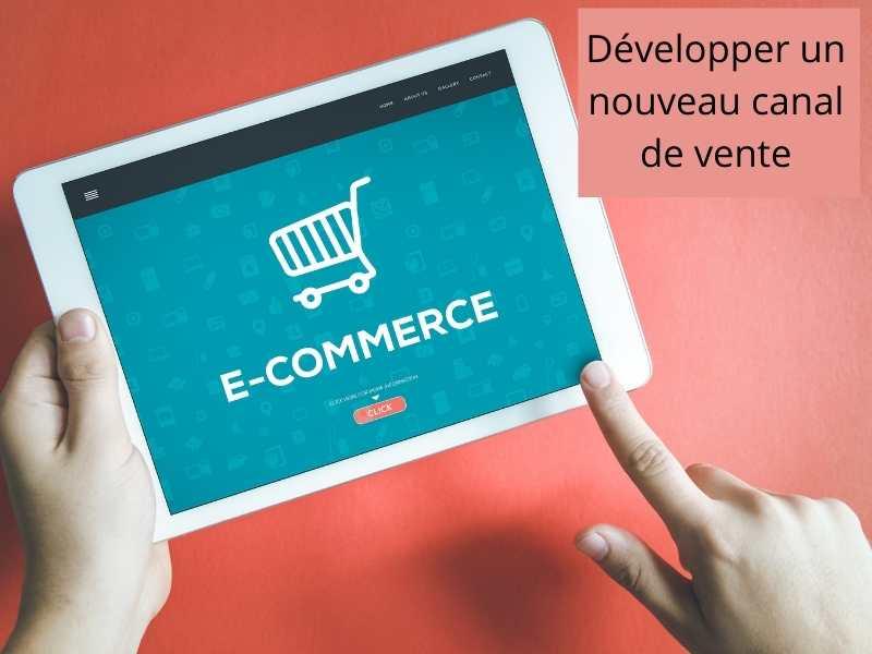Création de site e-commerce par agence web AM Digital Consultingf