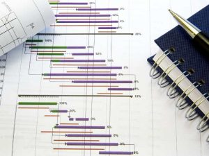 Planning projet d'un site web par agence AM Digital Consulting