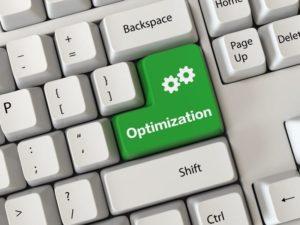 taux de rebond: optimisation du site web