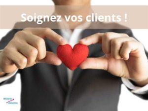 Création de site web - démarche customer centric - orientée client