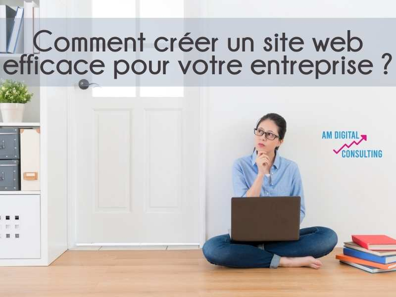 Agence web: création de site internet