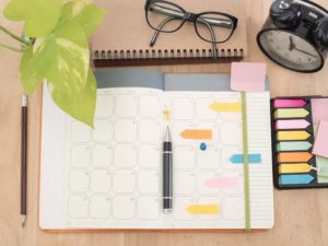 calendrier editorial pour community manager