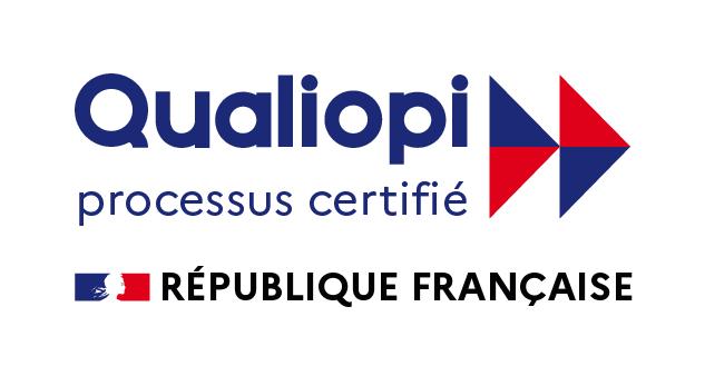 logo Qualiopi avec Mariannne AM Digital Consultinng